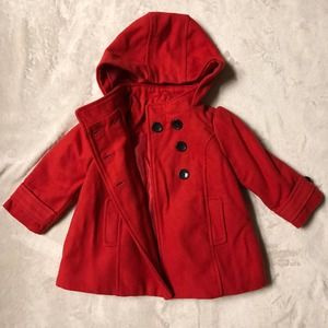 Old Navy Toddler Wool Peacoat